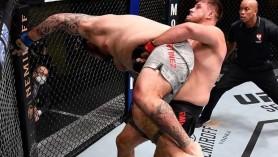 Încă un moldovean a debutat în UFC. Și-a învins adversarul în runda a doua